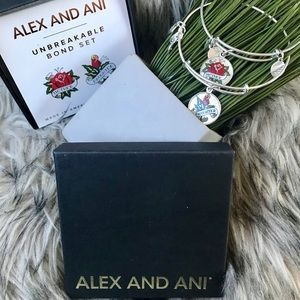 Alex and Ani Mother Daughter set